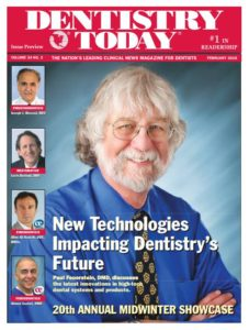 Dentistry Today Cover